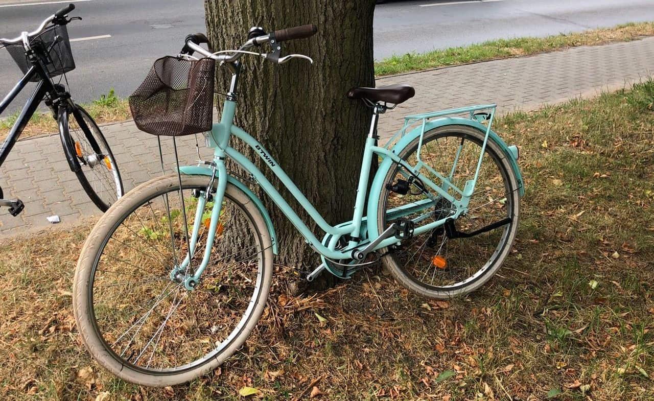 Fahrrad in Bernau gefunden - wer vermisst es?