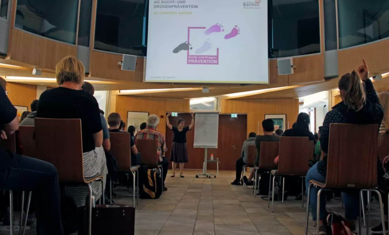 Eberswalde: Nichtraucher-Aktionstag bei Barnimer Schülern
