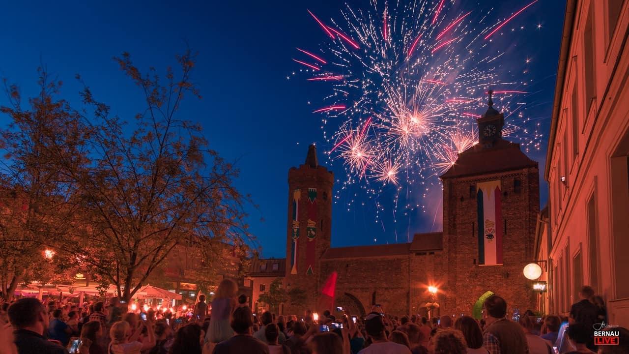 Hussitenfest Bernau 2018: Ein großer Dank gilt allen Beteiligten