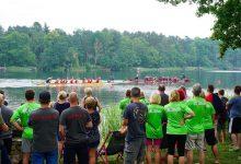 Wanslitz: Fischerstube Stolzenhagen: 10. Drachenbootrennen gestartet