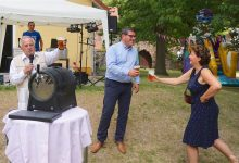 Dorffest in Birkholz eröffnet - Bis zum Abend darf gefeiert werden