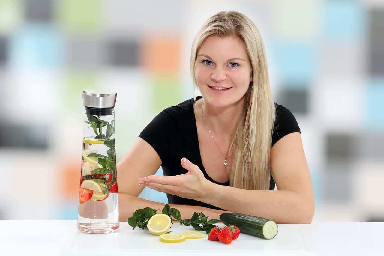 Helios Klinikum - Bernau - LIVE - Wasser aus der Leitung plus Geschmack aus dem Garten