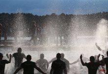 Wukenseefest: Sonne, Wasser, Drachenbootrennen, Party, Feuerwerk