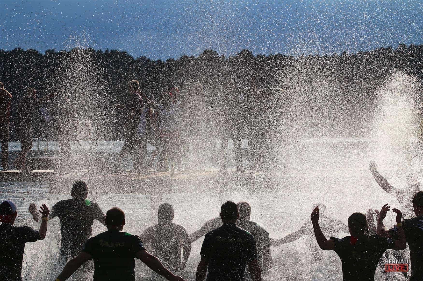 Biesenthal - Bernau - Wukenseefest - Sonne, Wasser, Drachenbootrennen, Party, Feuerwerk
