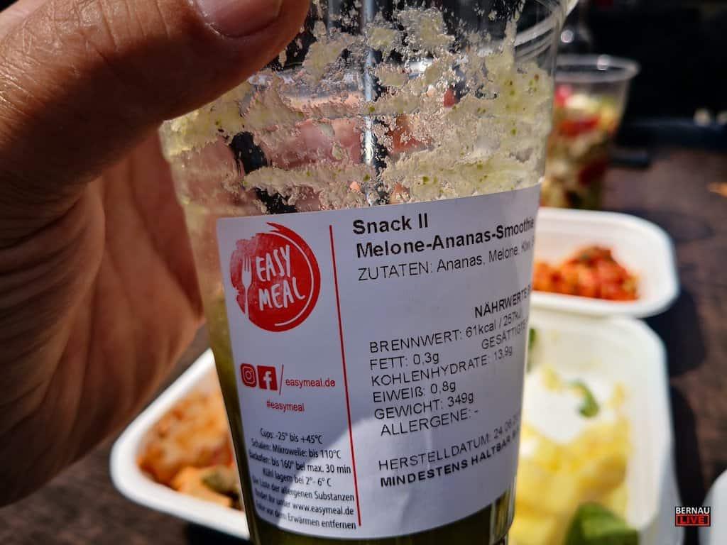 Easy Meal Neuer Lieferdienst In Bernau Und Drumherum Gestartet