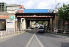 Brückenschaden am Bahnhof Zepernick - Bahnverkehr unterbrochen