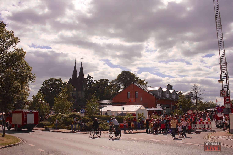 Willkommen zum Sommerfest der Freiwilligen Feuerwehr Zepernick