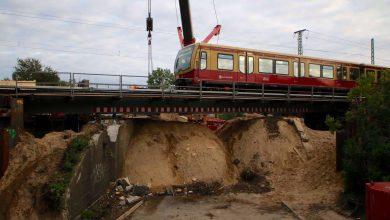 SEV S2 - Ab Dienstag, 26. Juni - 8 Wochen Bauarbeiten am Karower Kreuz