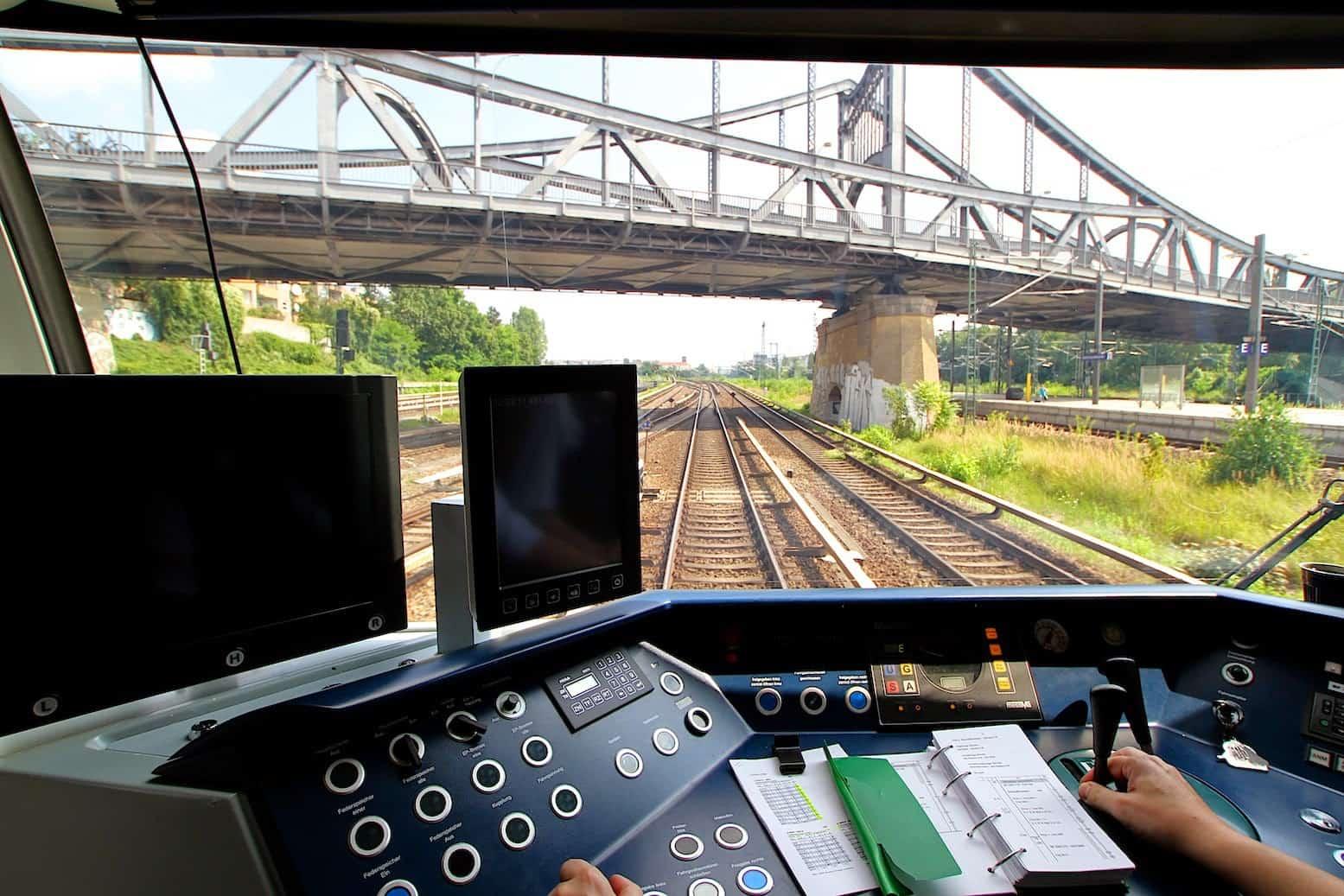 Bernau - Barnim - Bahn - Erinnerung: Ab morgen früh mehrere Wochen SEV der S2 / S8