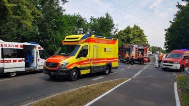 Verkehr: Bernau: Unfall an der Schwanebecker Chaussee Abzw. Birkholz