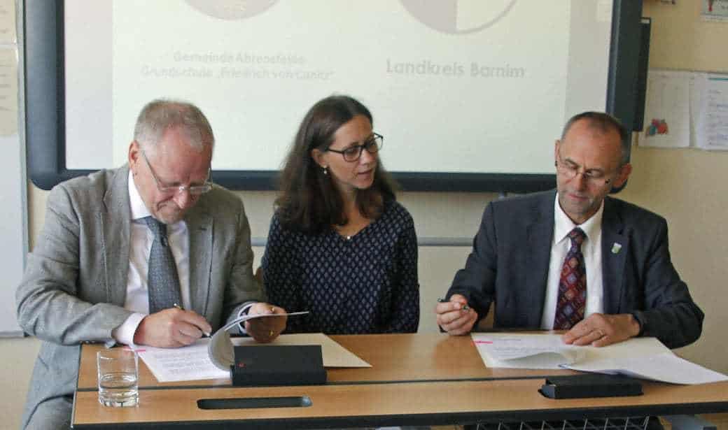 Landkreis Barnim will Blumberger Grundschulstandort übernehmen