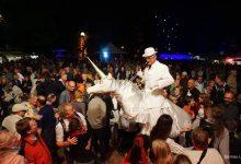 Inselleuchten Marienwerder 2018 - Video und Bilder vom Freitagabend