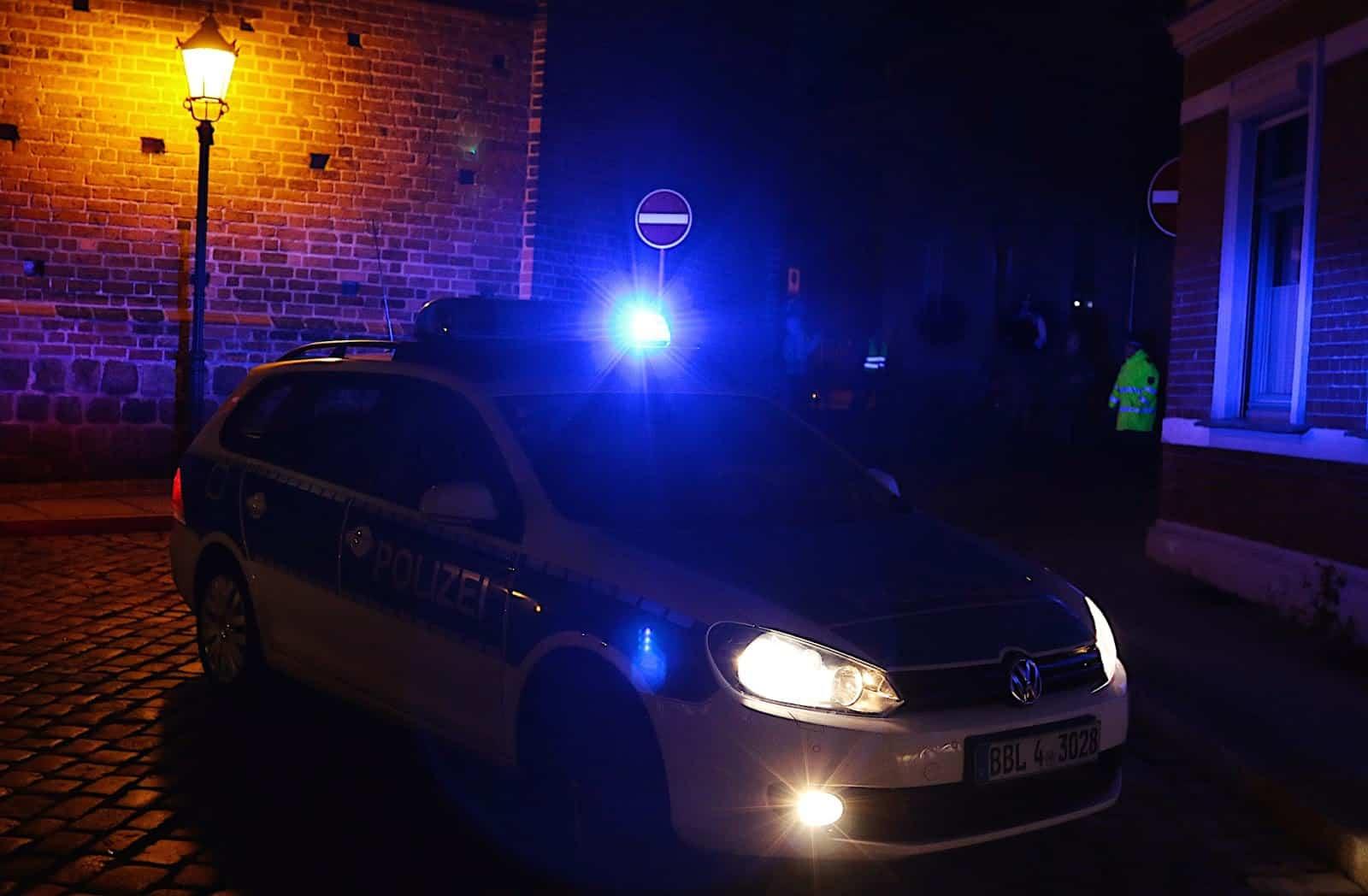 Mann lief mit Schreckschußwaffe durch Bernau + wieder Böschungsbrand