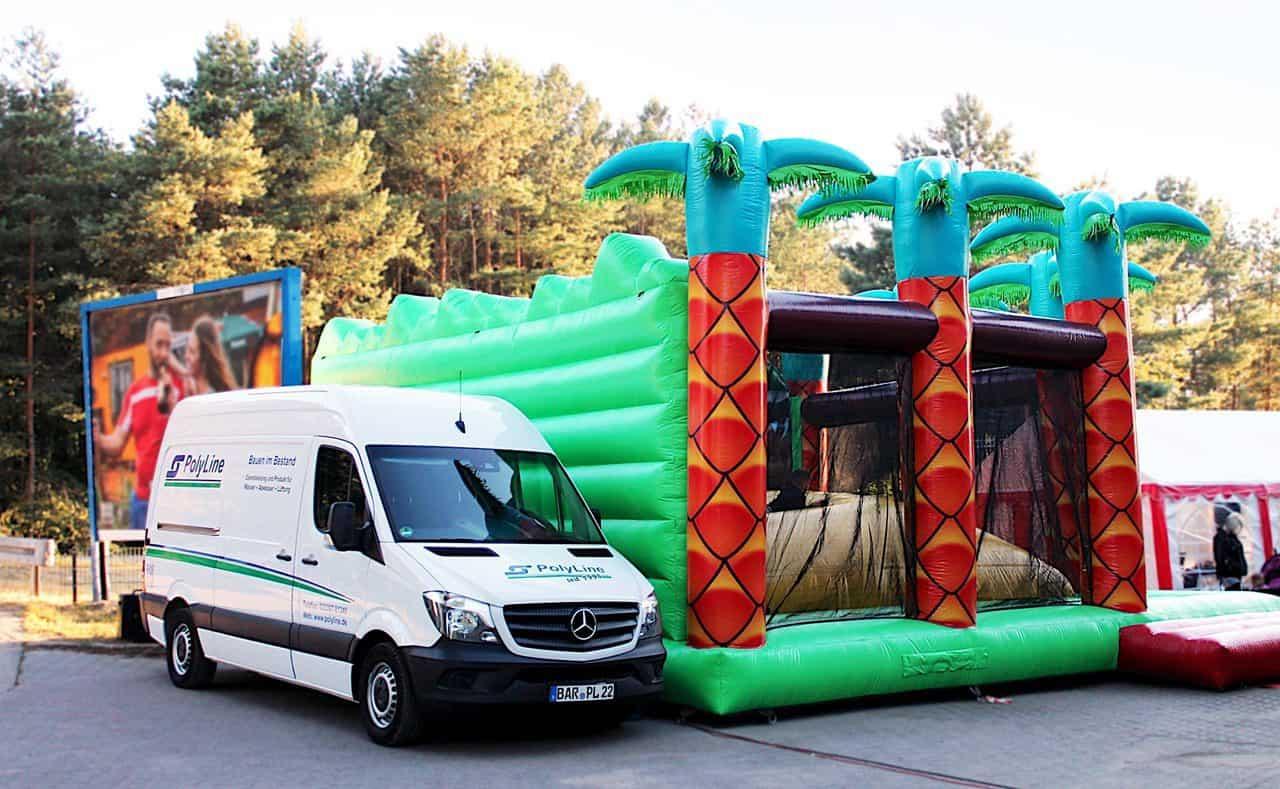 PolyLine aus Wandlitz feierte 20-jähriges Firmenjubiläum