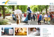 Bürgerserviceorientiert: Neue Internetseite der Gemeinde Panketal online