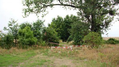 Klosterfelder Weg in Bernau - Wanderweg bis auf weiteres gesperrt