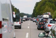Verkehrsinfos zum Freitagnachmittag - A10 - AD Barnim - Seefeld