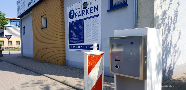 Parkgebühren am Forum Bernau - Mieter sind wenig begeistert