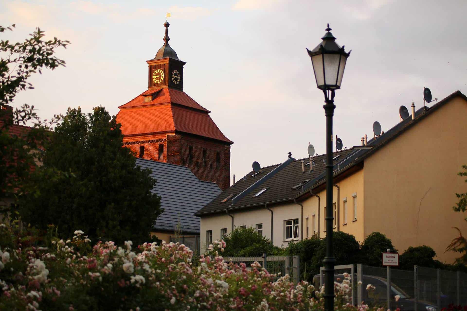 Guten Morgen aus Bernau und willkommen in der neuen Woche