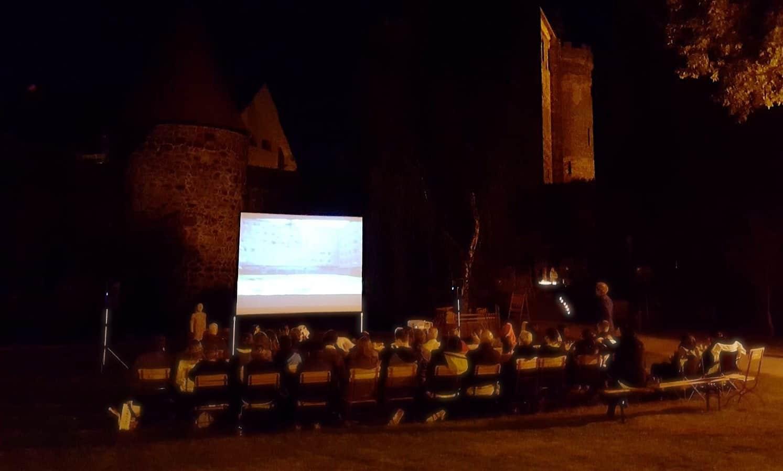 "Samstag: Das Kulturamt Bernau lädt zum Open Air-Kino ""La La Land"""