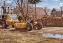 Bernau: Parkplätze werden ausgebessert - Bitte Parkverbote beachten!