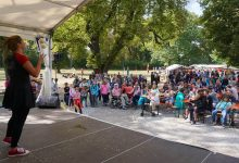 Voll wars: Tag der Vereine und Kunst- und Handwerkermarkt Bernau