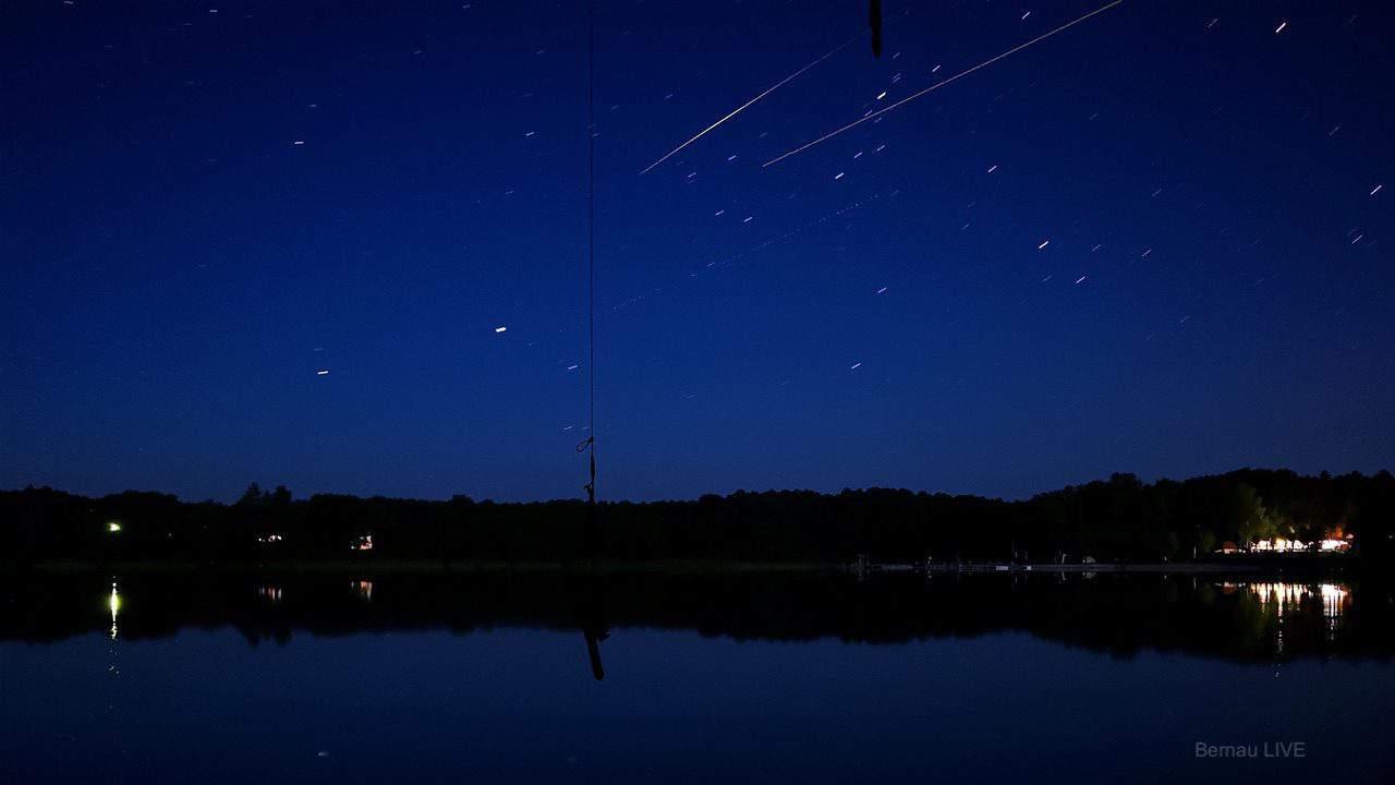 In Der Kommenden Nacht Sternschnuppen Kieken Und Ganz Viel Wunschen