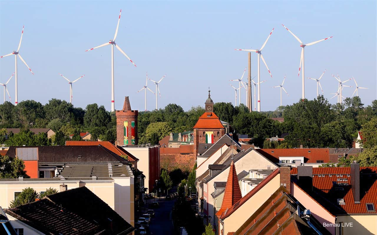 Bernauer CDU gegen den (Höhen) Ausbau von Windkraftanlagen