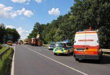 Bernau: Unfälle sorgten für erheblichen Stau zum Feierabend