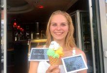 Eis für LAU - Aktion in Bernau lockte zahlreiche Gäste an - Danke