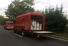 Wütend! Bis zu 170 Farbeimer illegal am Waldrand in Bernau entsorgt