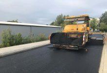 Bernau: Letzter Straßenabschnitt im Gewerbegebiet Rehberge fertig