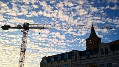 Guten Morgen aus Bernau, so kurz vorm Wochenende
