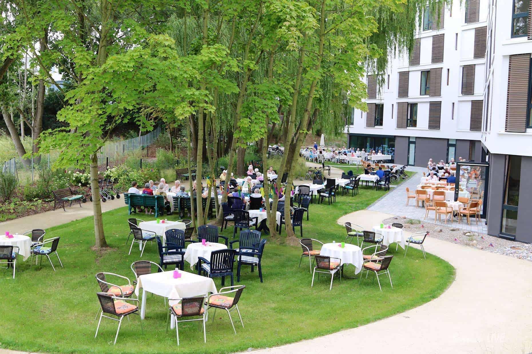 25 Jahre GGAB Bernau - mit einem Fest wurde im Ofenhaus Bernau gefeiert
