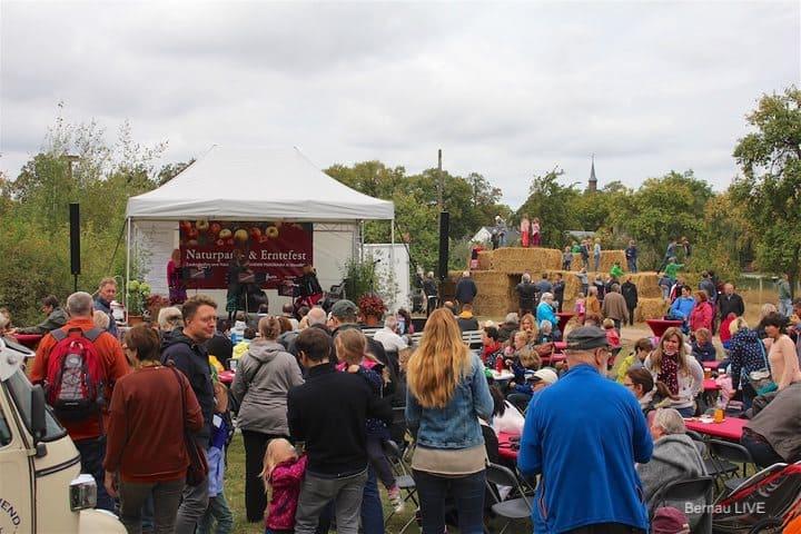 Ernte- und Naturparkfest im Barnim Panorama Wandlitz