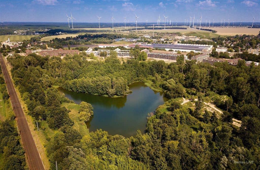 Bernau: Grundwasserreinigungsanlage nahm Betrieb am Teufelspfuhl auf