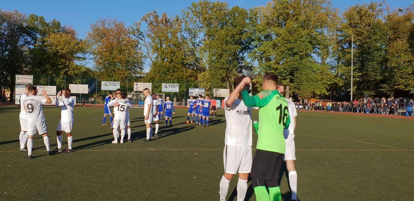 TSG Einheit Bernau und der FSV Bernau trennen sich mit einem 3:1