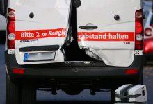 Berlin, nahe Alexanderplatz - Überfall auf Geldtransporter