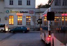 Ab 22 Uhr SEV zwischen den Bahnhöfen Buch und Bernau - bis 18.10.
