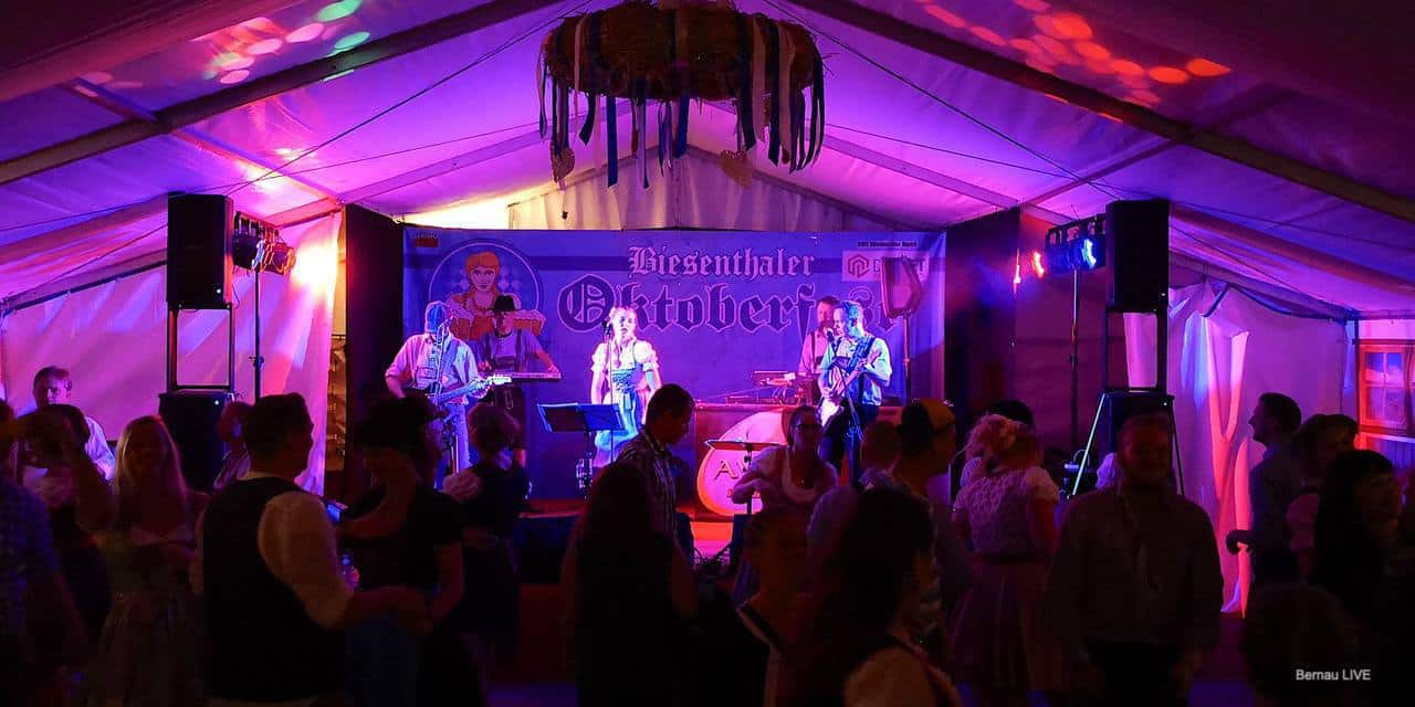 Oktoberfest am Wukensee und Fighter´s Night in Biesenthal
