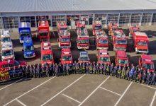 Landrat bedankte sich bei Barnimer Brandschutzeinheit für ihren Einsatz