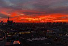 Guten Morgen aus Berlin bei Bernau und willkommen im November