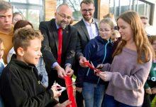 Panketal: Schwanebecker Oberschüler bezogen neues Schulgebäude