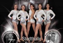 Tanz, Show und Artistik in der Stadthalle am Steintor in Bernau