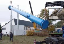 Bernau: Heizkraftwerk nimmt nach Brand wieder den Normal-Betrieb auf