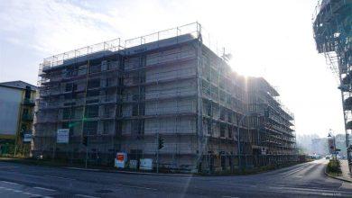 Auriscare - Baustelle am Forum Bernau - Es wird weiter gebaut!
