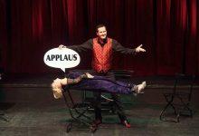 Heute Abend in der Stadthalle: Der Hexer - Zauber- und Illusions-Show