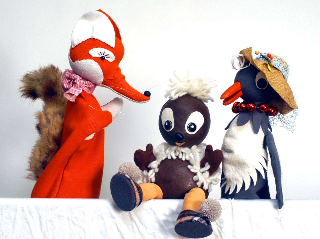Am Sonntag: Fröhliche Weihnachten mit Pittiplatsch in der Stadthalle