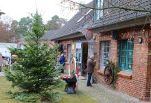 Adventsmarkt ab 11h in Lobetal - Weihnachtsmarkt ab 17h in Eberswalde