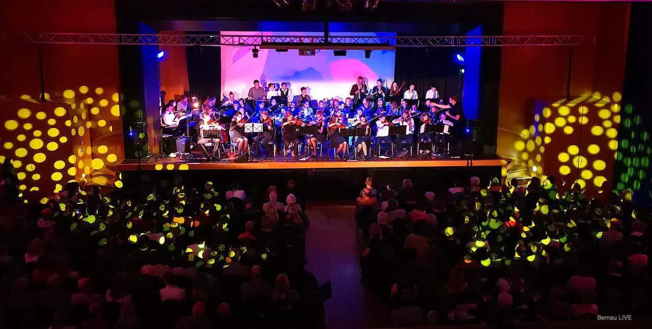 Großartiges Konzert des Paulus-Praetorius-Gymnasium-Orchesters